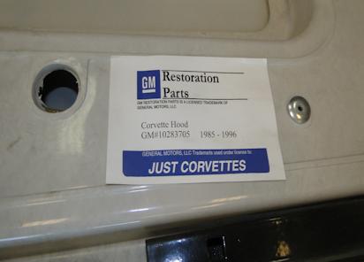 Just Corvettes | Used Corvette Parts C3 C4 C5 C6