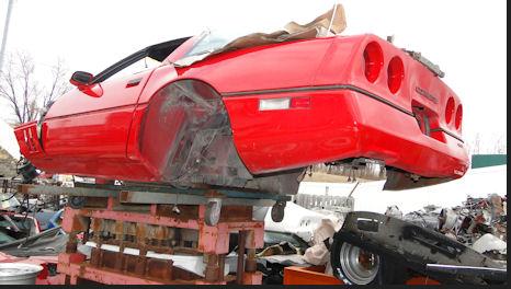 1994 corvette parts