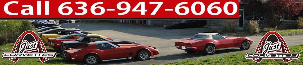 Just Corvettes | Used Corvette Parts C3 C4 C5 C6